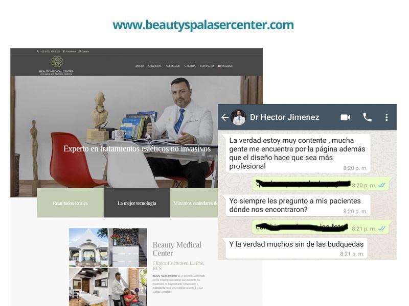 Diseño de paginas web la paz bcs